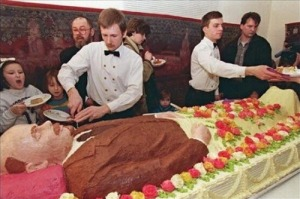 James Patton Funeral Cake
